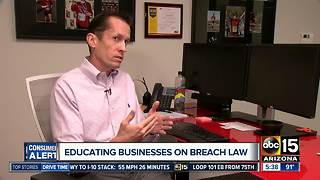 New Arizona bill holds businesses accountable during data breaches - Video