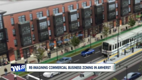 Re-imagining commercial business zoning in Amherst