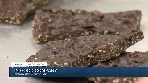 Colorado couple makes delicious chocolate from cacao grown on their farm in Cameroon