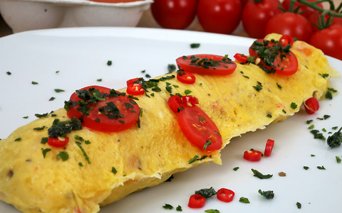 This simple omelette hack is deliciously useful