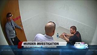 Police release hours of interviews from Jayden Glomb murder case 5p - Video