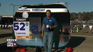 Cameron's Weather Roadshow at EAA AirVenture - Video
