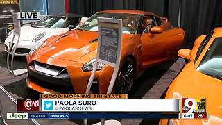 Here are some great cars to check out at the Cincinnati Auto Expo - Video