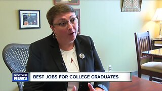 Best jobs for college graduates