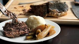 Easy dill pot roast recipe - Video