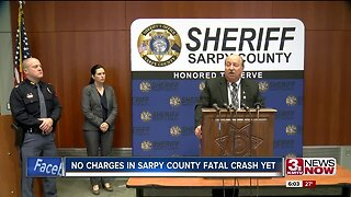No charges in Sarpy County fatal crash yet