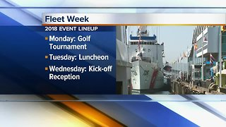 San Diego Fleet Week begins