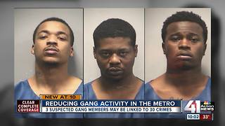 Reducing gang activity in the metro - Video