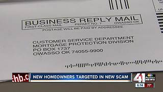 What scams new homeowners should look out for