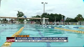 Cuscaden Pool costs Tampa even more money - Video