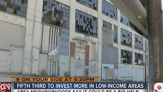 Fifth Third to invest more in low-income areas - Video