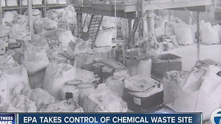 Morgan Materials secured by EPA for cleanup - Video