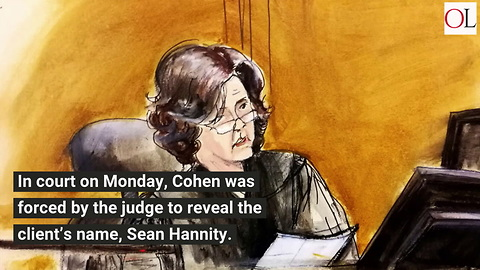Hannity's Attorney-client Privilege Claim Put Cohen In A Bind