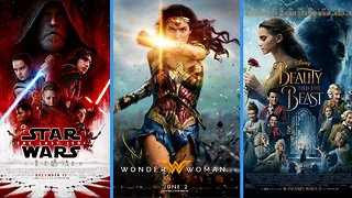 Women-Led Films Dominated 2017's Box Office - Video