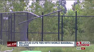 Bellevue cuts ties with World Baseball Village - Video
