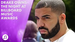 Drake beats Adele's Billboard Awards record - Video