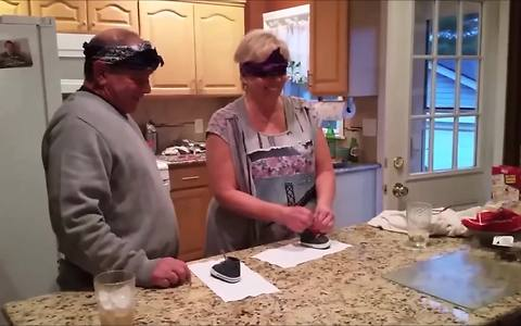A son gives a fake challenge to his parents. Why? The reason will definitely brighten your day.