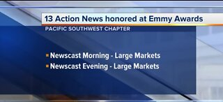 13 Actions News honored at Emmy Awards