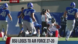 Broncos loses 27-20 to Air Force - Video