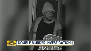 Woman arrested in Ruskin double homicide, deputies search for person of interest - Video