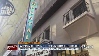 Big changes coming to the old 'El Portal' theatre - Video