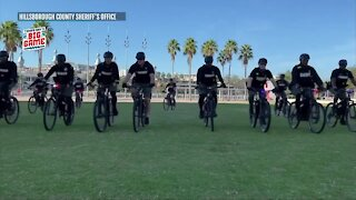 HCSO launches bicycle response unit ahead of Super Bowl LV