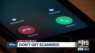Tips to avoid becoming victims of money scams - Video
