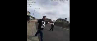 Henderson police release shooting video