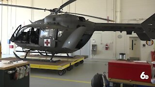 Three killed in Idaho Army National Guard helicopter crash