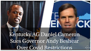 Kentucky AG Daniel Cameron Sues Governor Andy Beshear Over Covid Restrictions