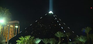 Man arrested for assault of housekeeper at Luxor hotel-casino on Las Vegas Strip