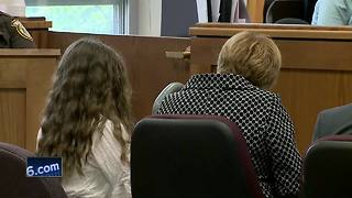 Teen pleads guilty to lesser charge in Slender Man attack - Video
