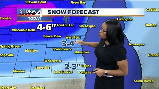 Winter Storm Warnings, Weather Advisories in effect