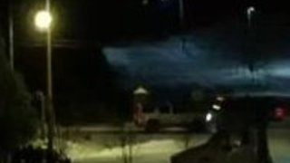 Tsunami Sirens Sound in Kodiak after Large Quake in Gulf of Alaska - Video