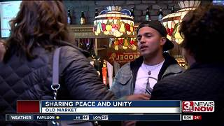 Hashtag: Connect group promotes togetherness, peace, unity - Video