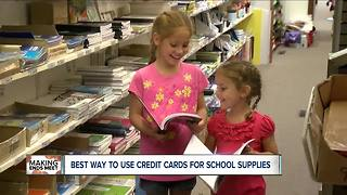 Tips for back-to-school shopping - Video
