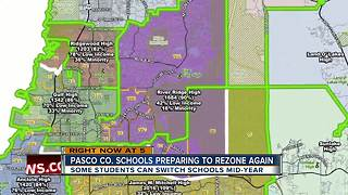 Pasco Co. school rezoning plan voided by judge - Video