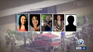 4 victims identified in Sebring bank shooting