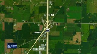 I-41 NB reopened after crash in Winnebago County - Video