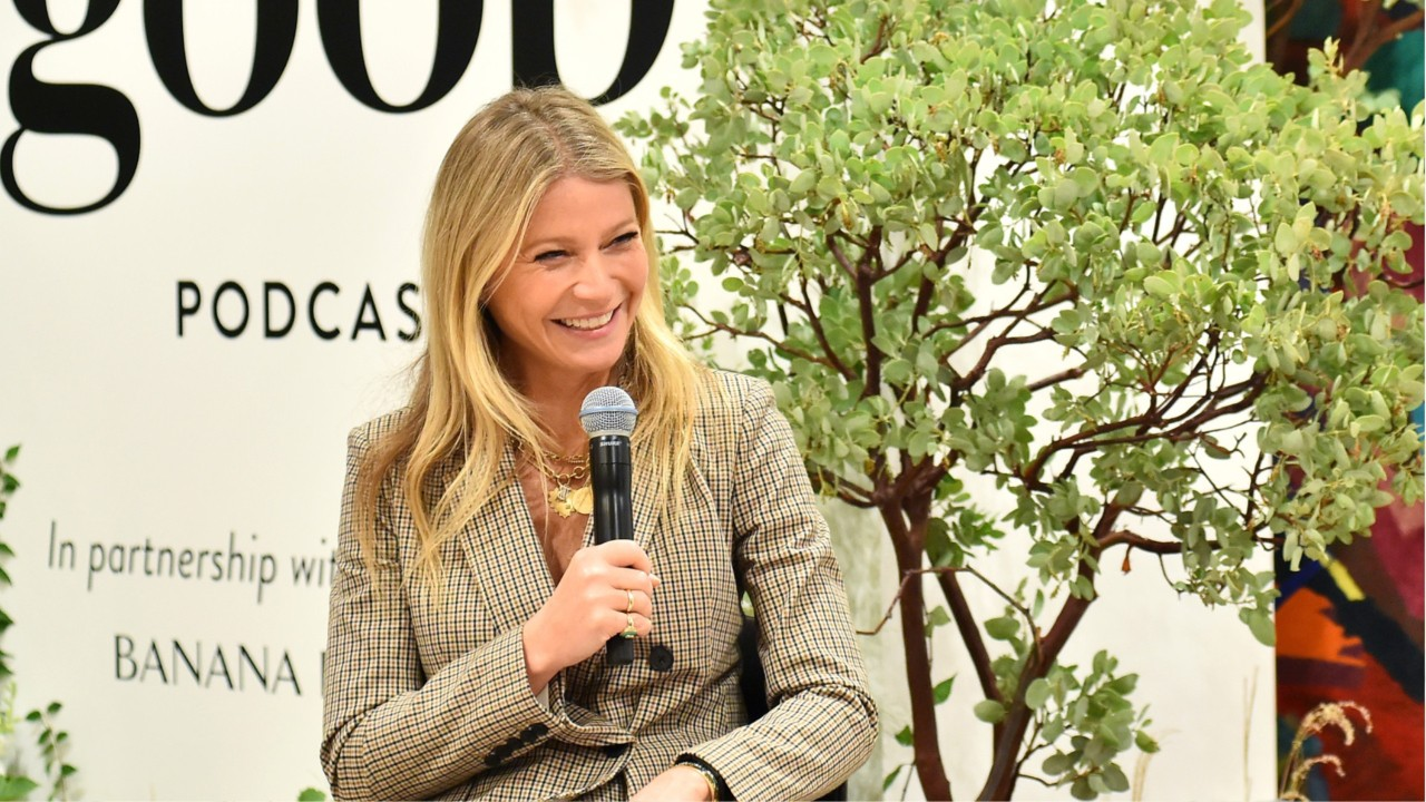 Gwyneth Paltrow's Company Released Holiday Gift Guides