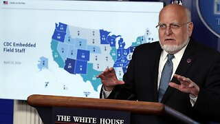 CDC Director Warns Second Wave Of COVID-19 Could Hit Harder