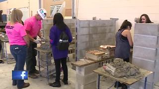 Middle school girls learn STEM trades at NWTC - Video