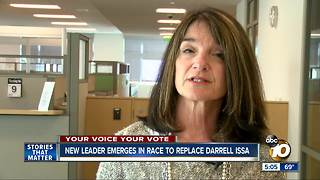Harkey emerges as leader to replace Issa in Congress - Video