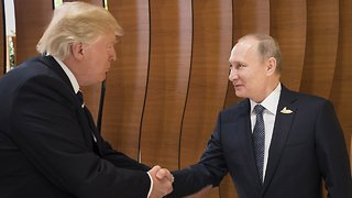 Putin Says He's Ready For A One-On-One Meeting With Trump - Video