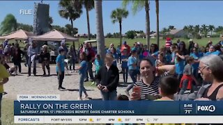 Rally on the Green to support Cape charter schools