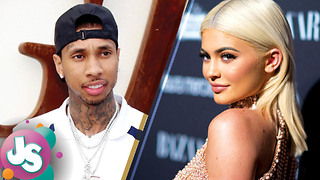 Tyga Reaches Out to Kylie Jenner After Baby Announcement - JS - Video