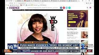5 Maryland mayors make Essence's Woke 100 list - Video