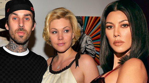 Kourtney Kardashian SHADED By Travis Barker's Ex Wife! Calls Her 'DOWNGRADED'!