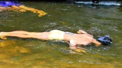 How Children Swimming In Water