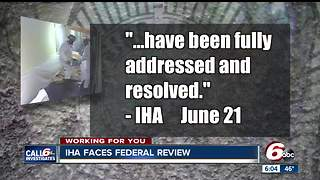 Indianapolis Housing Agency under federal review following - Video